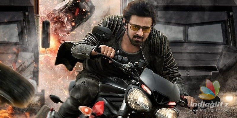 Saaho makers confirm the key name