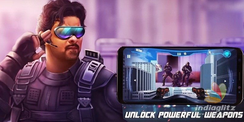 Teaser of Saaho: The Game released
