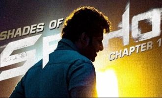 'Shades Of Saaho': Look what it has achieved!