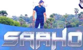 'Saaho' Pre Release (Set-01)