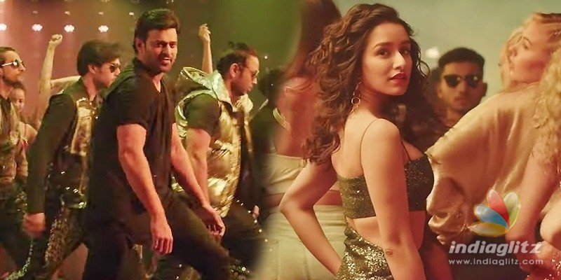 Saahos Psycho Saiyaan video song: Flashy, vodka-filled