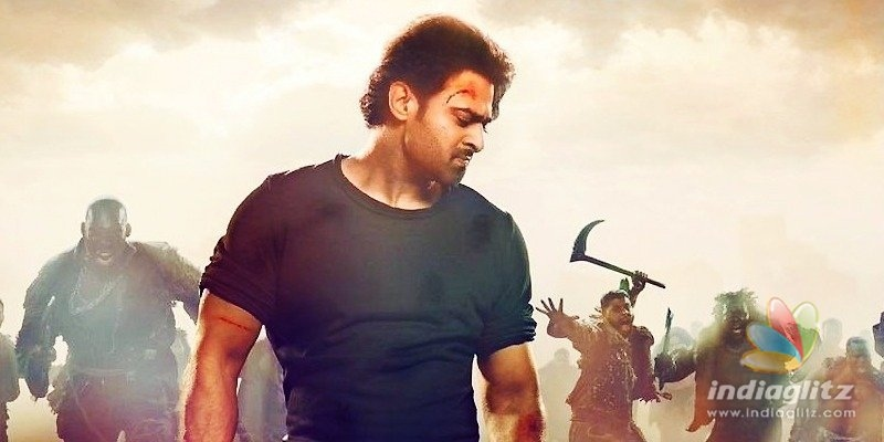 Saaho Trailer: These numbers will stun you