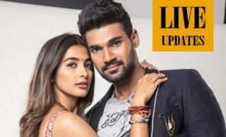 Saakshyam Review Live Updates