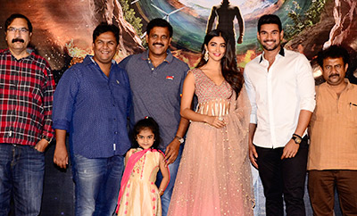 'Saakshyam' Motion Poster Launched