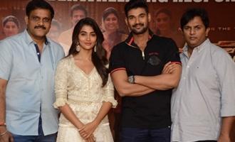 'Saakshyam' Success Meet