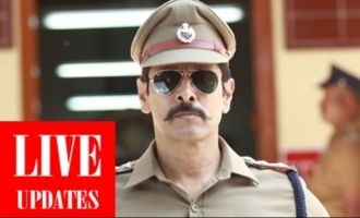 'Saamy' Review Live Updates