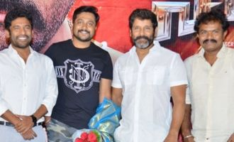 'Saamy' Trailer Launch