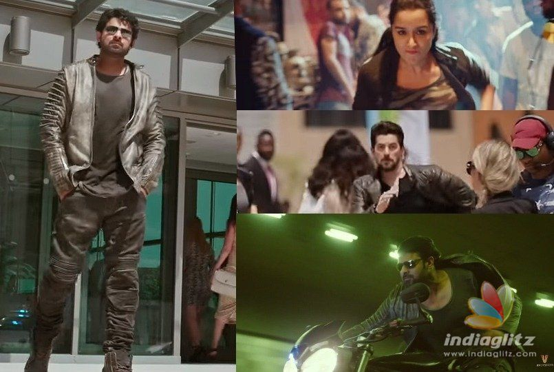The Shades of Saaho: Stylish and Suave Prabhas