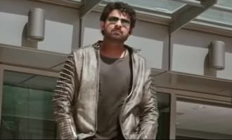 'Shades Of Saaho': Breathtaking making video high on style