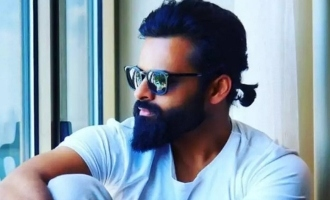 Sai Dharam Tej discharged returns home after 35 days hospitalization