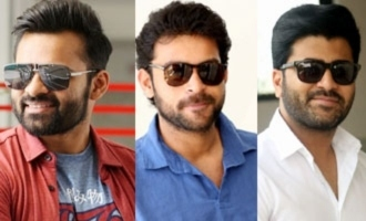 Varun and Sai Tej rejected what Sharwanand is doing