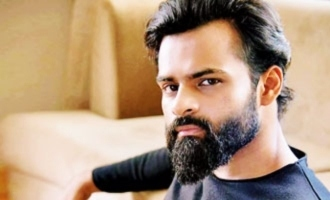 Sai Dharam Tej indirectly silences COVID-19 rumours