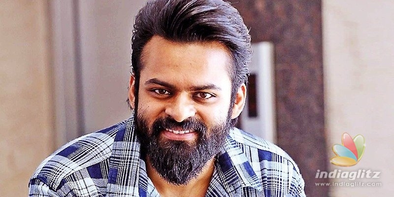 Sai Dharam Tej adopts 150 kids, finances their needs