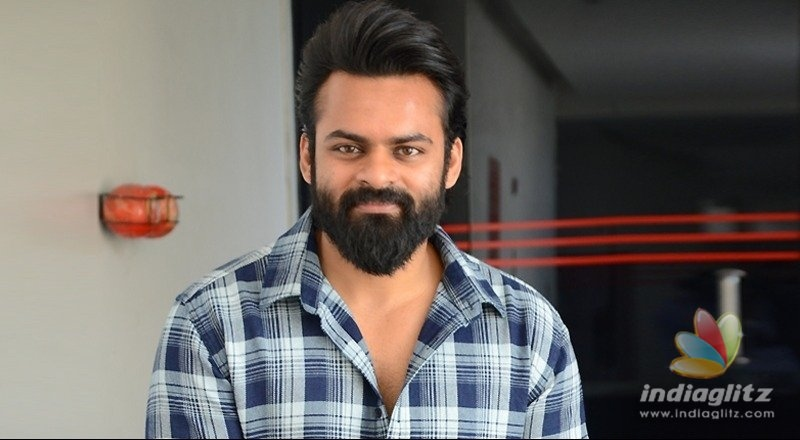 Sai Dharam Tej reveals medical treatment in the US