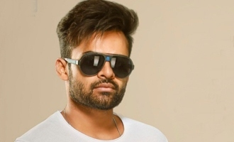 Sai Dharam Tej's birthday poster of 'PRP' out