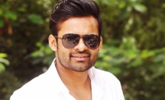 Sai Dharam Tej mentions Prabhas' name in curious promo strategy