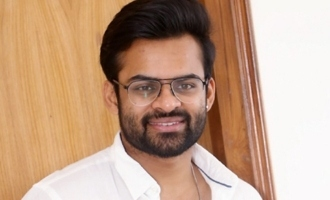 That's why my parents got divorced: Sai Dharam Tej