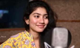 Sai Pallavi Dubbing for 'Fidaa '