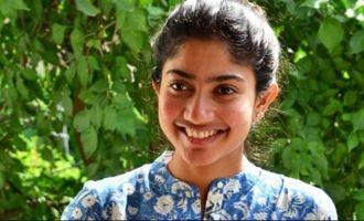 Sai Pallavi's song creates South Indian record