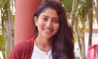 Sai Pallavi Malayalam film in Telugu