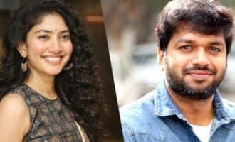 Sai Pallavi signs for a film with Anil Ravipudi