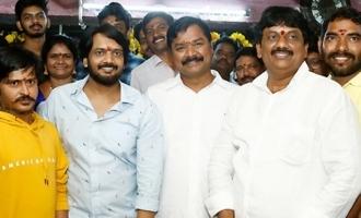 Sairam Shankar New Movie Launch