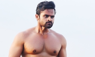 Pic Talk: Sai Dharam Tej gets six packs look