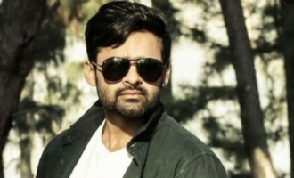Sai Dharam Tej set to do mystical thriller with new director