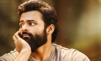 Is Sai Tej considering that Ravi Teja's movie?