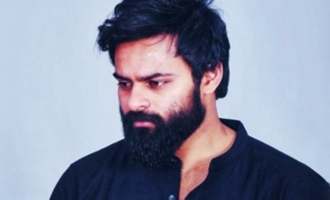 Star director has a theory to explain Sai Dharam Tej's accident