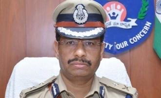 'సాహో' సజ్జనార్... జై జై సజ్జనార్..!