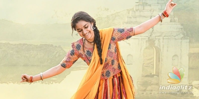 Good Luck Sakhi Teaser: Another potential hit from Keerthy Suresh