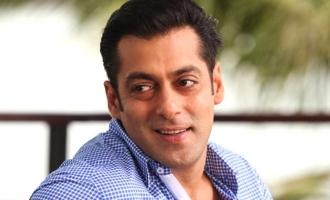 Salman Khan in Chiranjeevi 53rd film