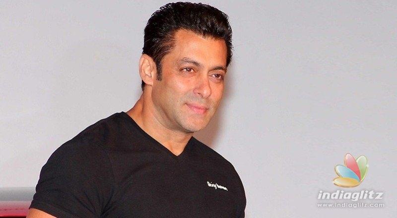 BJP leader demands FIR against Salman Khan