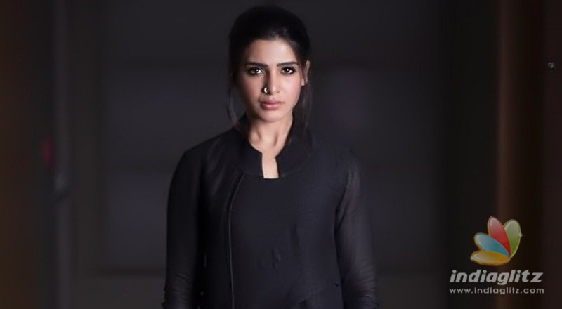 I cried on the release date: Samantha Akkineni
