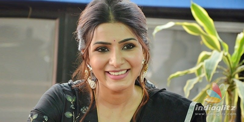 Samantha is No. 1 on Most Desirable Womens list
