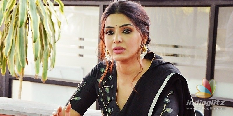 Samantha Akkineni opens up on disaster Jaanu