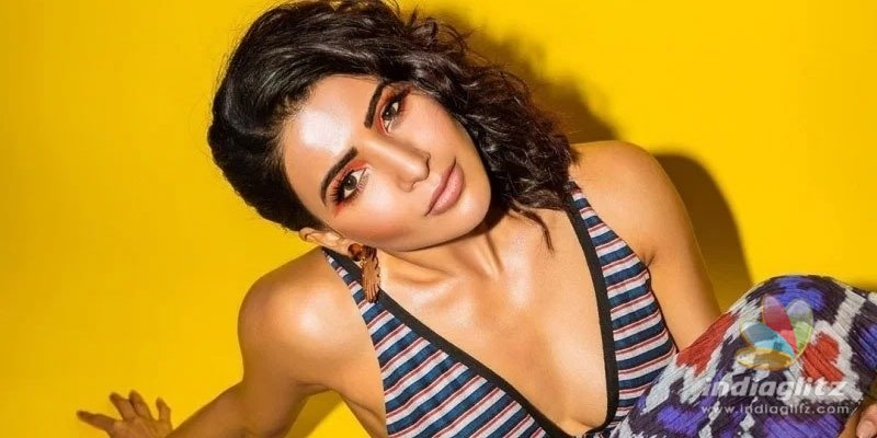 Samantha super excited as she bags 10M followers on Instagram