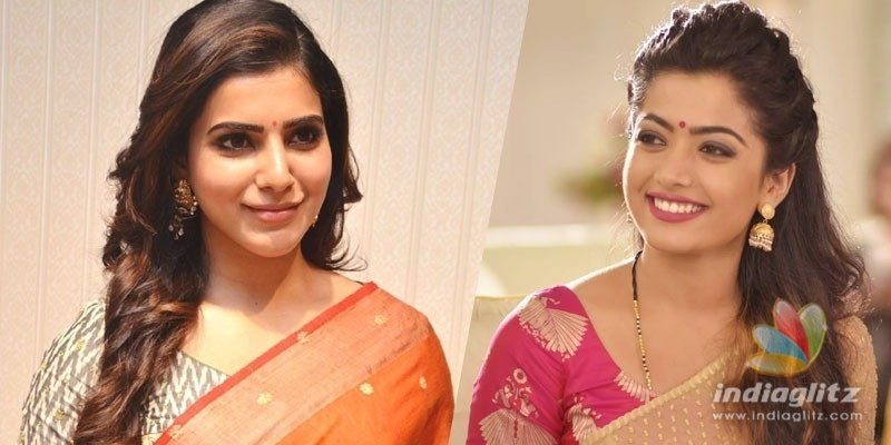 Look what Samantha has to say about Rashmika Mandanna