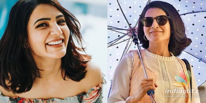 Samantha Akkineni shares her nervous moment from Oh Baby!