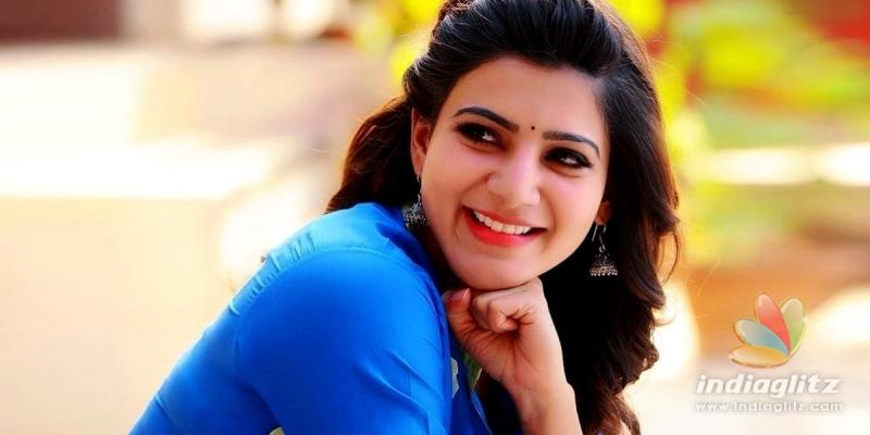 Samantha Akkineni to play titular role in Gunasekhars 'Shaakuntalam'