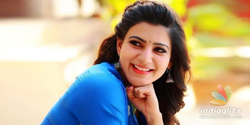 Samantha in talks to close a multiple film deal!