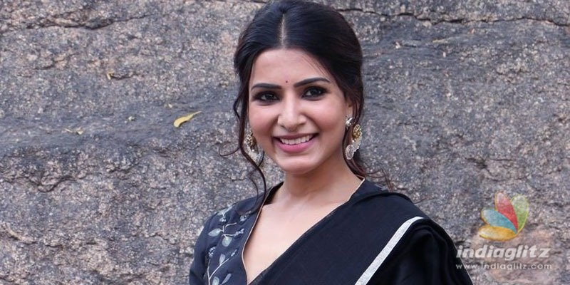 Samantha dubs in Hindi for The Family Man 2?