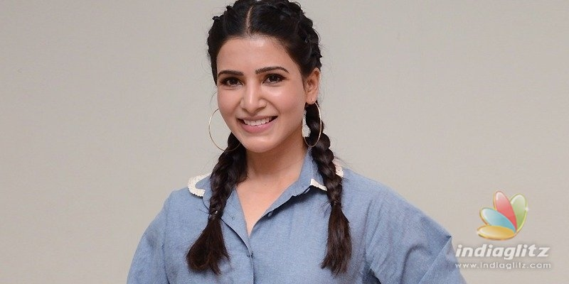Thats the decision I had made about my career: Samantha