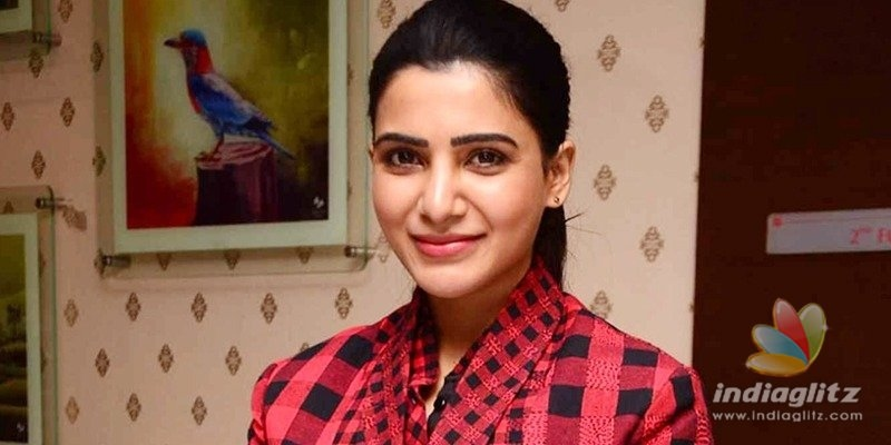 Samantha also turns to cooking like many!