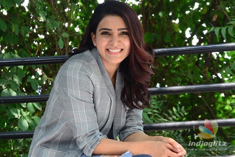 Samantha on U Turn, competition with husband & more