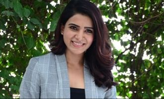 Samantha on 'U Turn', competition with husband & more