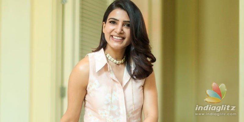 Samantha Akkineni does it 108 times with determination!