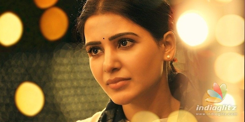 96 remake: Samantha calls it a wrap