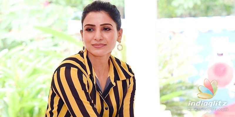 Samantha gives a frustrated reply on pregnancy
